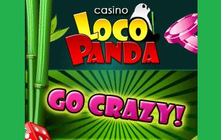 Loco Panda Casino Bonus & Coupon Codes