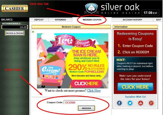 silver-oak-casino-bonus-code