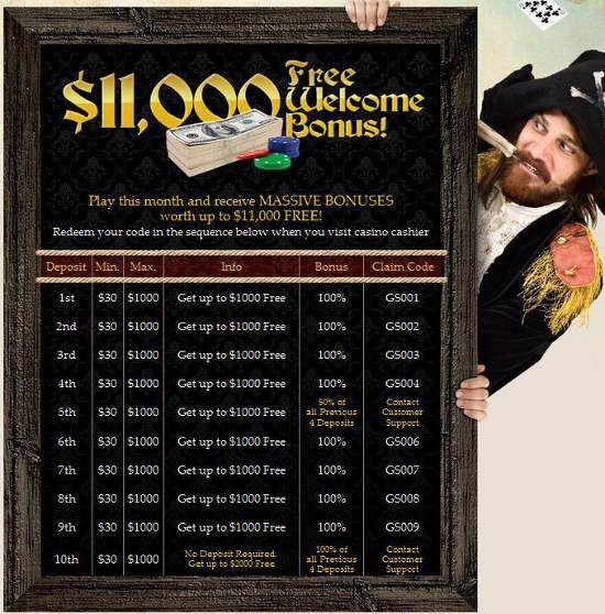 captain-jack-bonuses