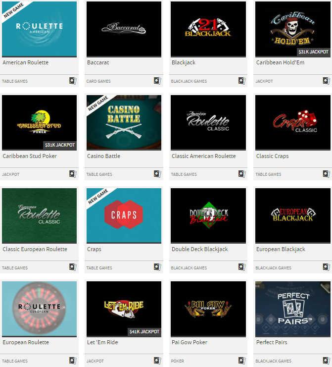 no deposit bonus codes for platinum play casino