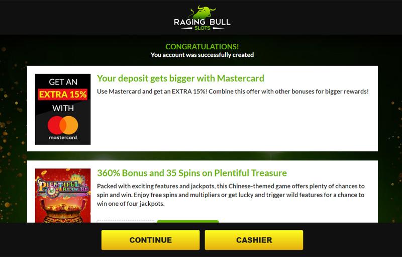 Raging Bull No Deposit Bonus Codes And Deposit Bonus Codes Aug 2020