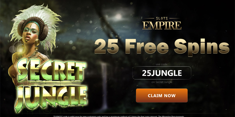 22/10/ · Claim a Promo Code.Now that you have seen all the different bonus promotions that Slots Empire has to offer, we will show you hot claim a bonus code.There are two type of bonuses, No Deposit Bonuses and Deposit Bonuses, both of which can be claimed at the Cashier.5/5(1).