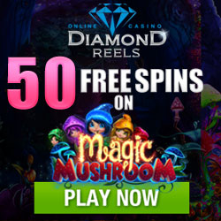 Diamond Reels Casino Bonus Codes
