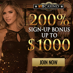 MYB Casino No Deposit Bonus Codes