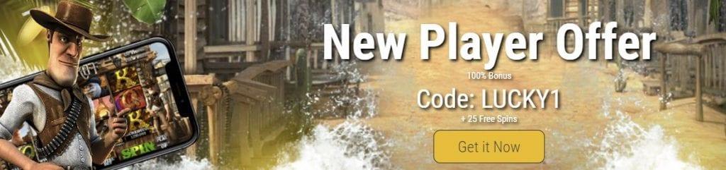 Lucky Creek No Deposit Codes