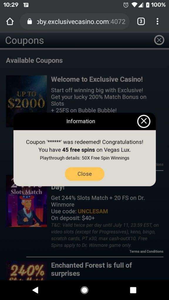Best 2020 no deposit bonus codes