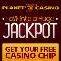 Planet 7 Casino Coupon Codes $285 No Deposit Bonus Code!